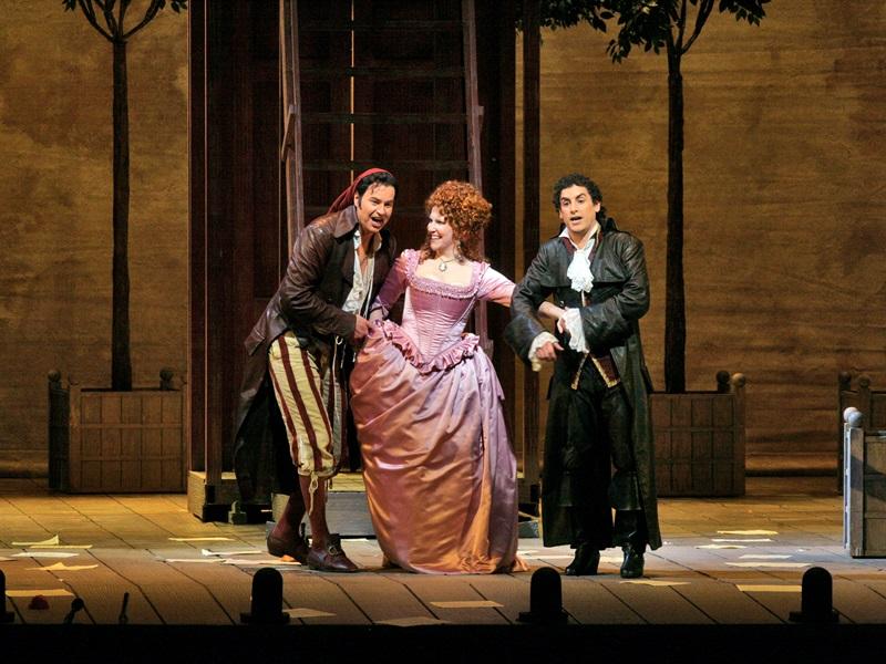 Metropolitan Opera: SEVILJAS BĀRDDZINIS