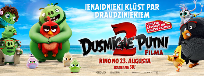 The Angry Birds Movie 2 | Forum Cinemas
