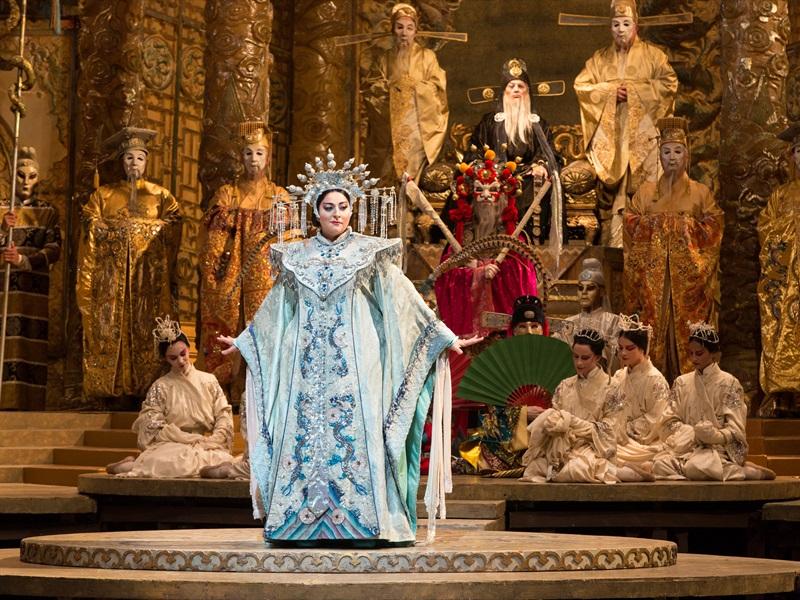 Metropolitan Opera: ТУРАНДОТ