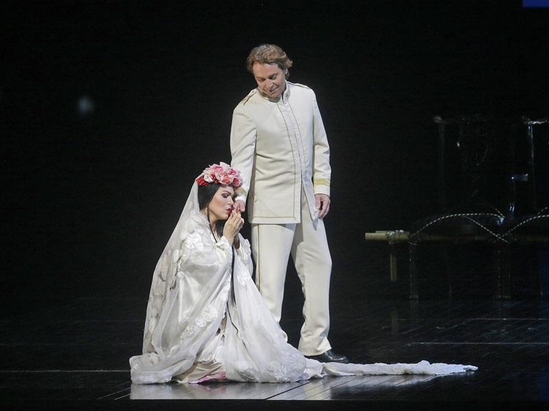 Metropolitan Opera: МАДАМ БАТТЕРФЛЯЙ