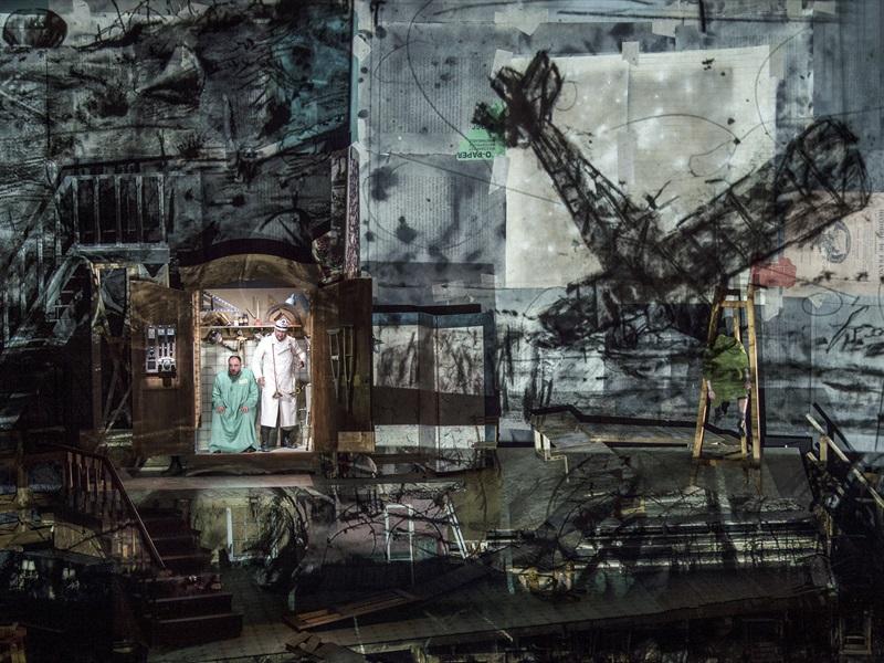 Metropolitan Opera: ВОЦЦЕК