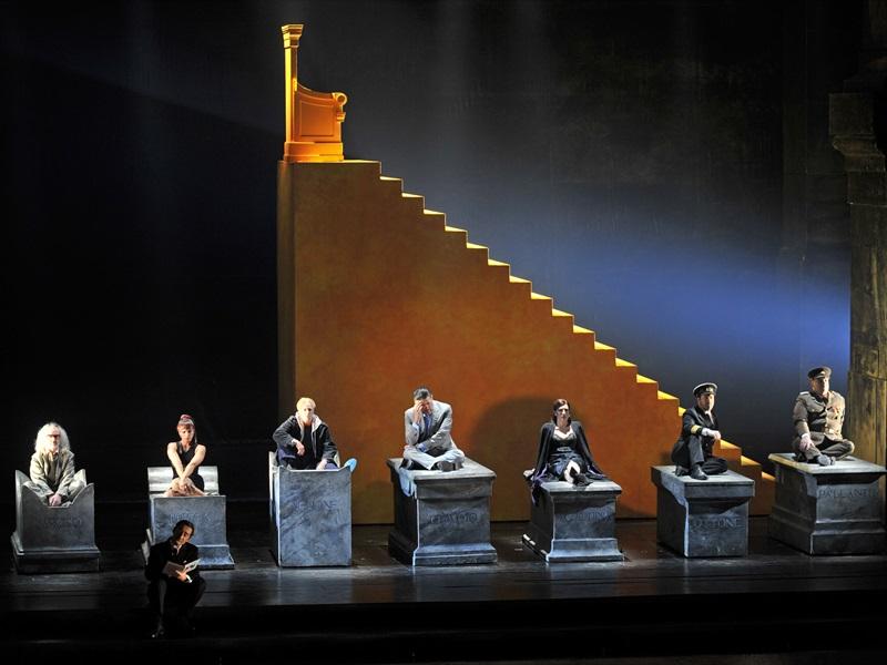 Metropolitan Opera: АГРИППИНА