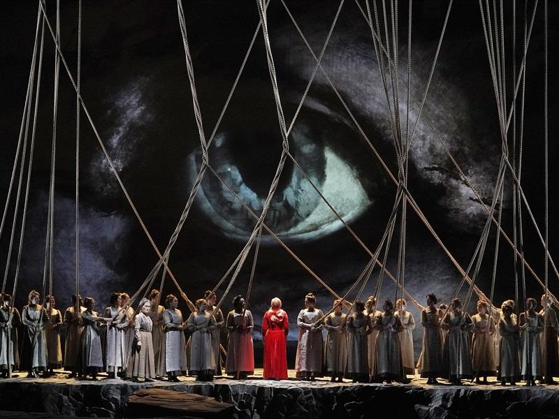 Metropolitan Opera: ЛЕТУЧИЙ ГОЛЛАНДЕЦ