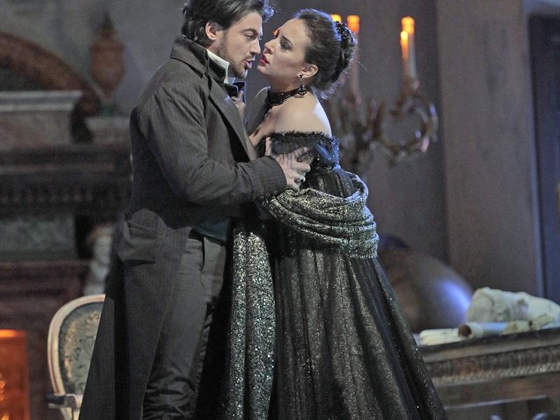 Metropolitan Opera: TOSCA