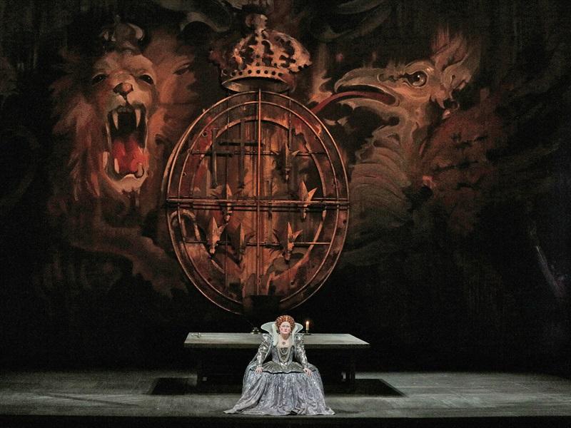 Metropolitan Opera: МАРИЯ СТЮАРТ
