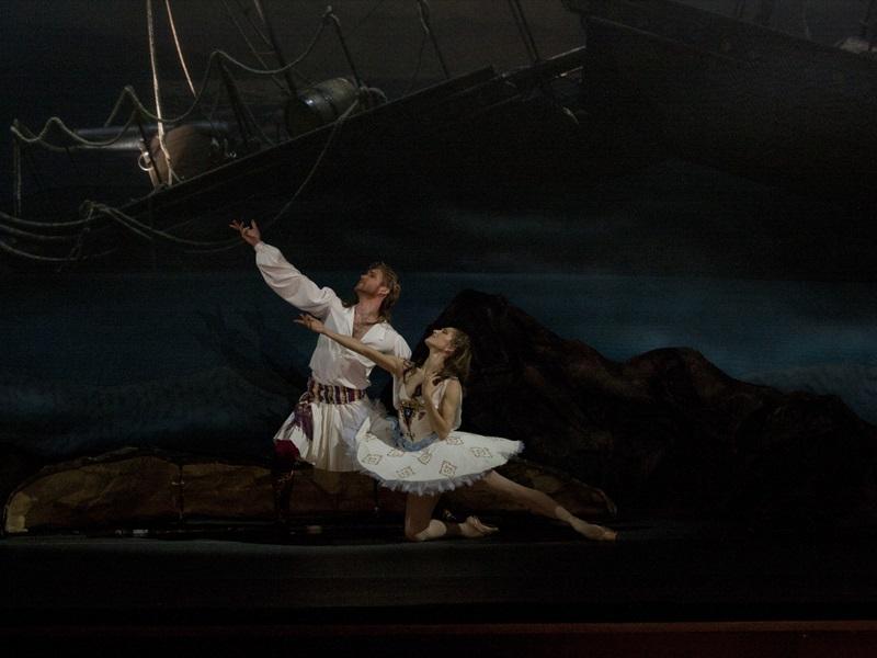 Bolshoi Theatre: LE CORSAIRE