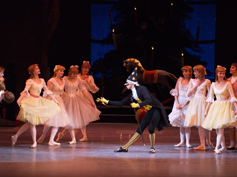Bolshoi Theatre: THE NUTCRACKER