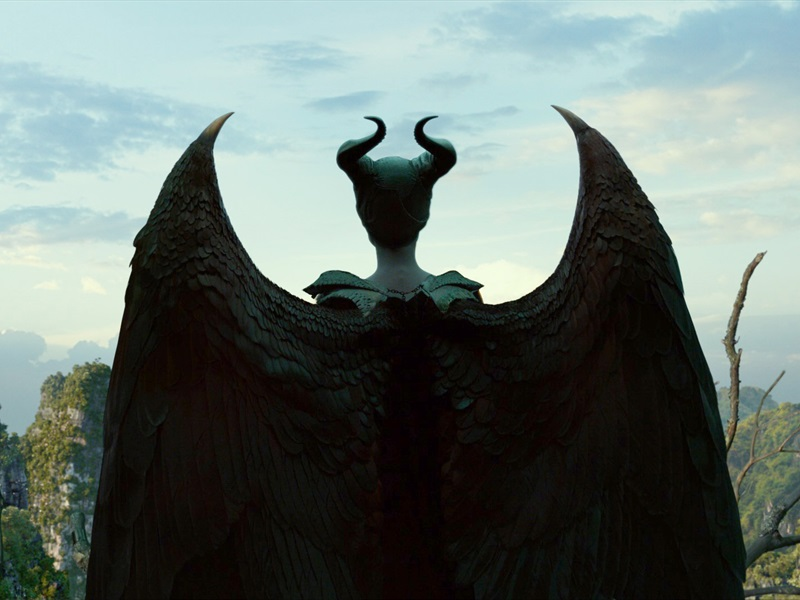 Melnā feja Malefisenta: Tumsas valdniece