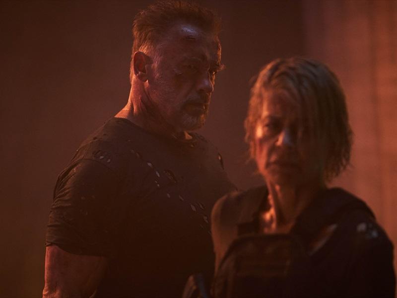 Terminators: Tumšais liktenis