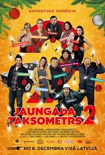 Jaungada taksometrs 2