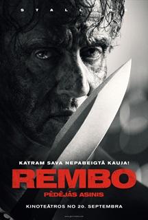 Rembo: Pēdējās asinis