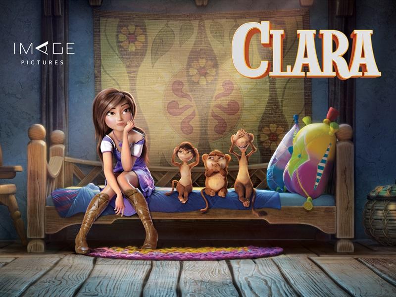 Klāra un burvju pūķis