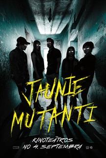 Jaunie mutanti