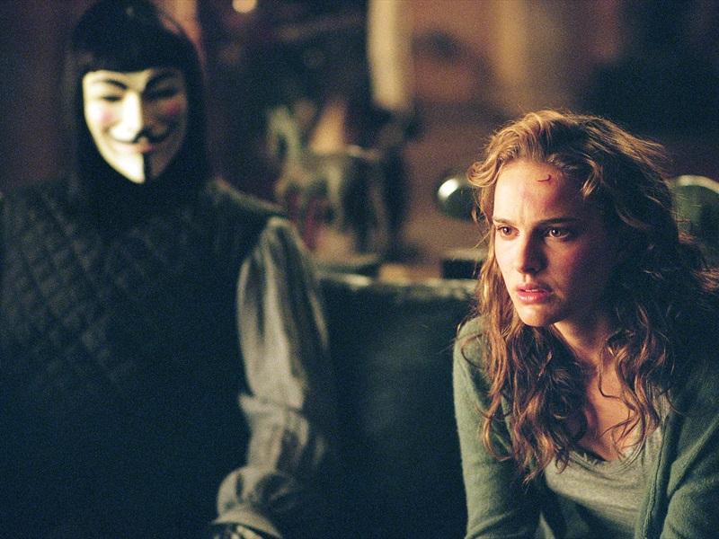 Kino Kults: V ir vendeta
