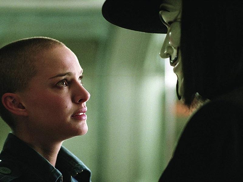 "Kino Kults: ""V"" значит Вендетта"