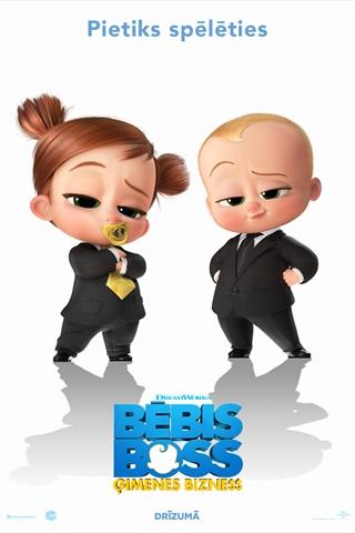 Bēbis boss: Ģimenes bizness