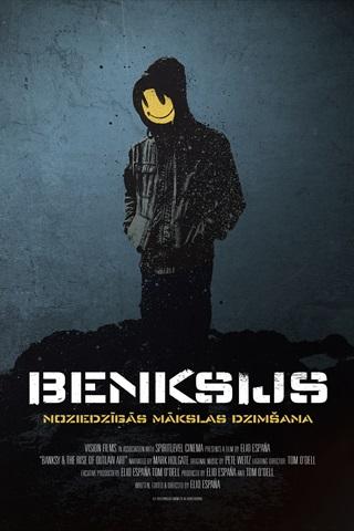 Benksijs. Noziedzīgās mākslas dzimšana