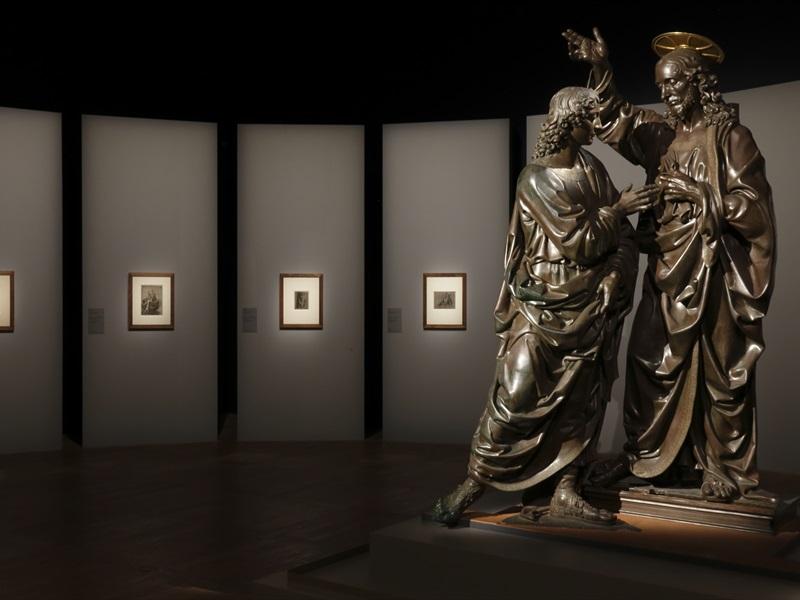 Nakts Luvrā: Leonardo da Vinči