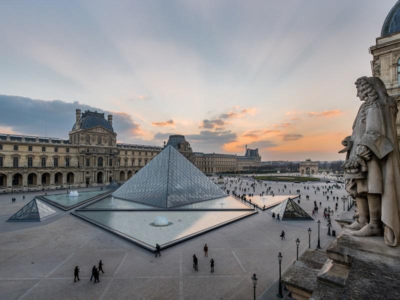 Ночь в Лувре: Леонардо да Винчи