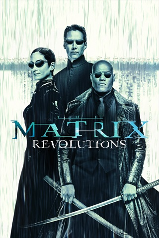 Kino Kults | The Matrix Revolutions