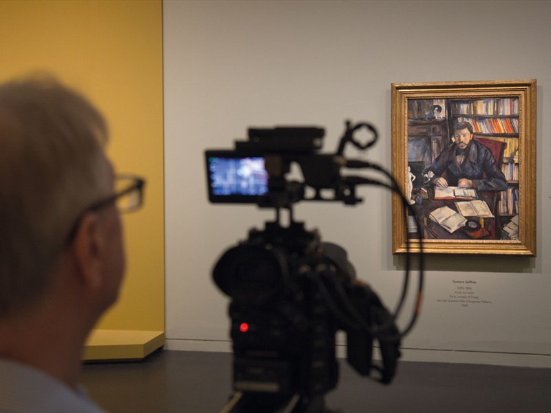 Exhibition On Screen | CÉZANNE: PORTRAITS