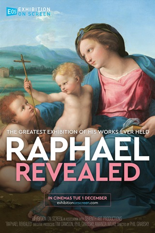 Exhibition On Screen | RAPHAEL REVEALED