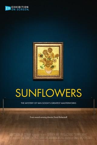 Izstāde | Van Goga saulespuķes