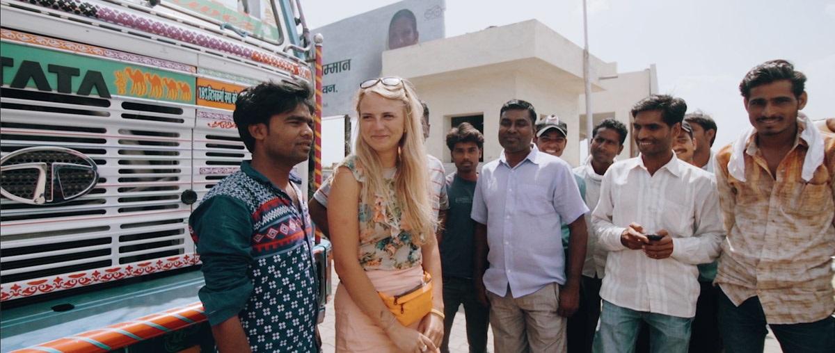 На тук-туках по Индии