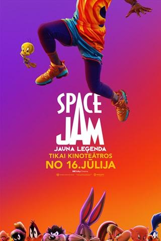 Space Jam: Jauna leģenda