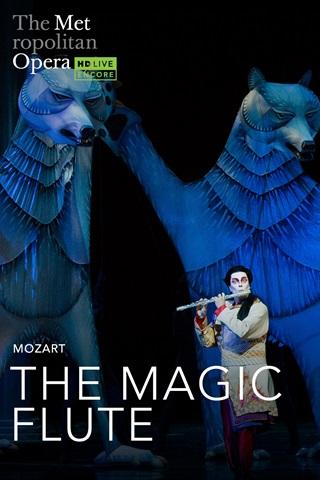 MET Opera: Burvju flauta