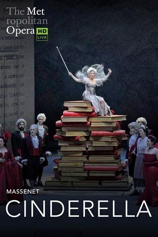 MET Opera: Pelnrušķīte
