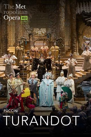 MET Opera: Turandota
