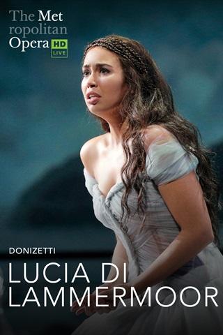 MET Opera: Lučija di Lammermūra