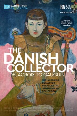 Выставка   Датский коллекционер: От Делакруа до Гагена