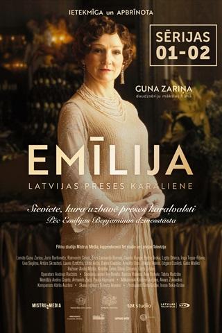 Emīlija. Latvijas preses karaliene | E01-02