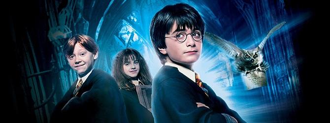 Kino Kults | Harijs Poters un filozofu akmens