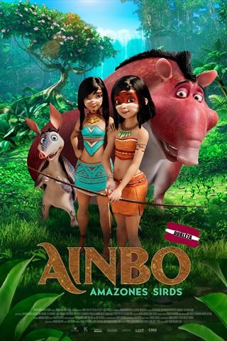 Ainbo. Amazones sirds