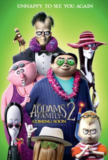 Adamsu ģimene 2
