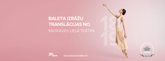 The Bolshoi Ballet 2018-2019