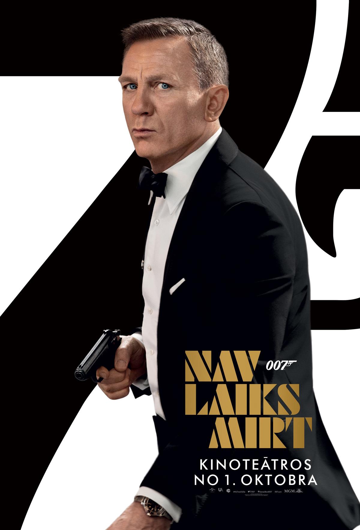 Džeimss Bonds - Nav laiks mirt