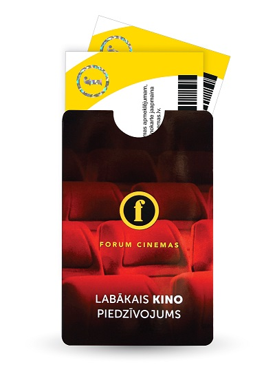 Cinema gift cards for business