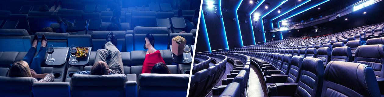 Premium cinema - LUXE & ISENSE
