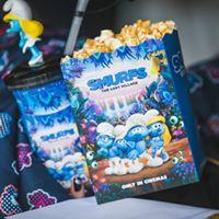 Smurfi: Zudušais ciemats