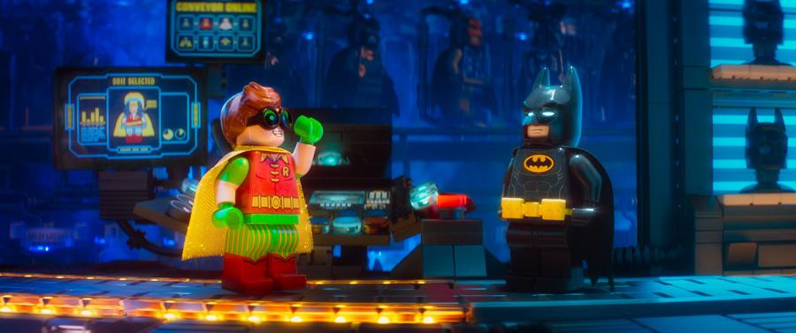Lego Betmens. Filma