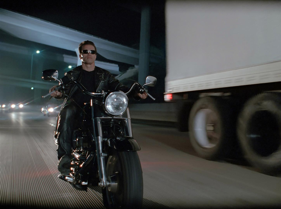 Terminators 2: Sprieduma diena