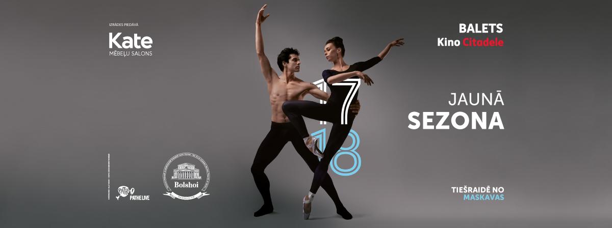 The Bolshoi Ballet 2017-2018