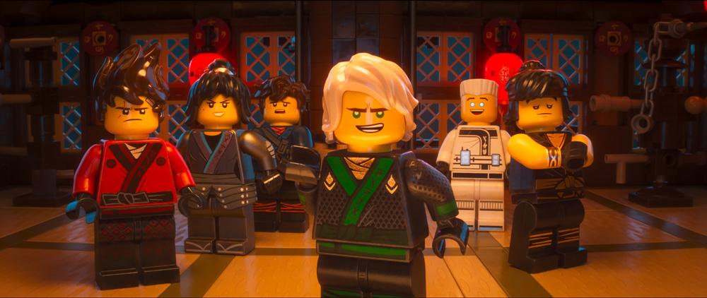 Lego Ninjago filma
