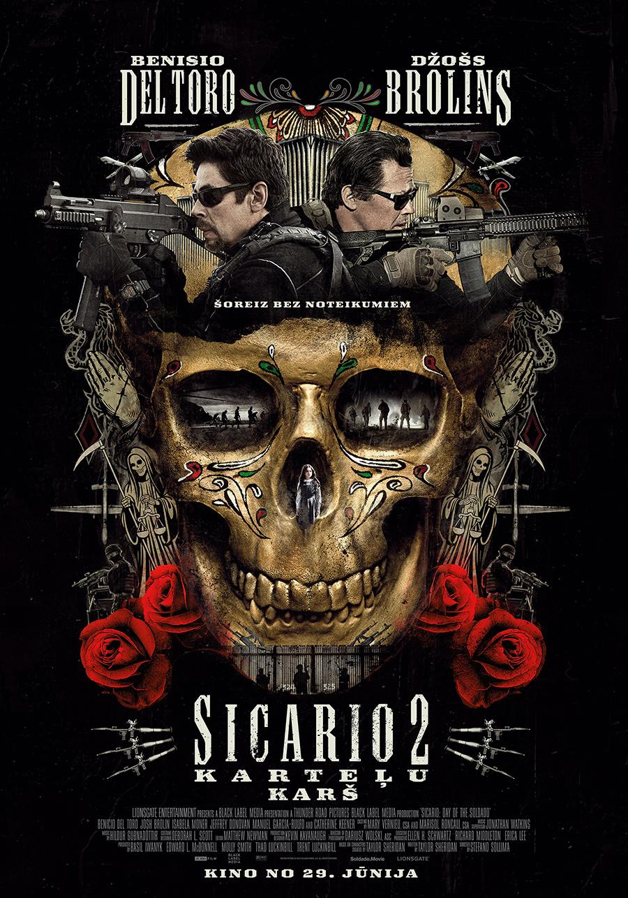 Sicario 2: Karteļu karš