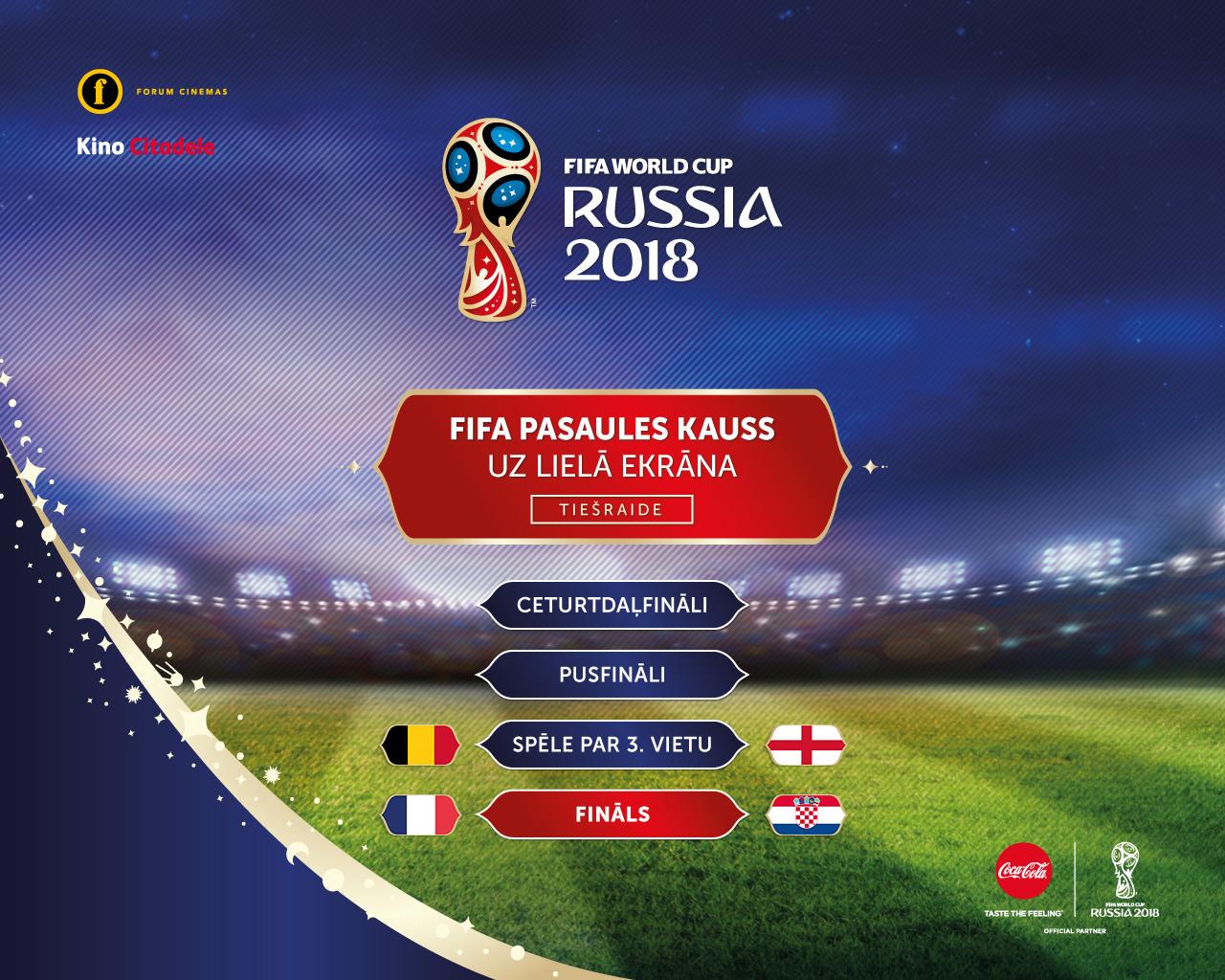 2018. gada FIFA Pasaules kauss