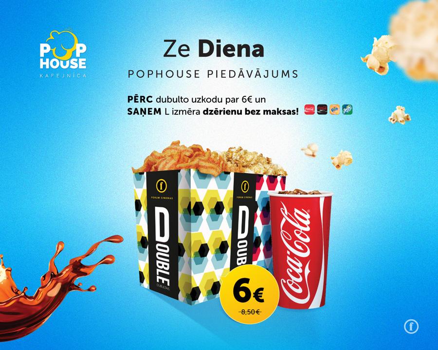 Ze Diena - PopHouse